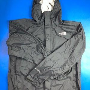 The North Face Windbreaker Jacket Black Medium